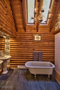 quiet valley master bath