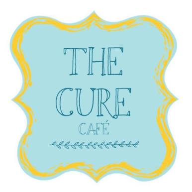 the cure logo