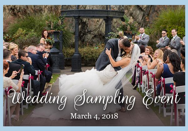 Stroudsmoor Wedding Sampling Event