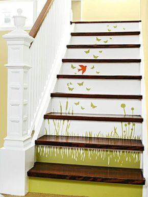 painted stairs 2