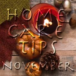 Home Care Tips Nov 1