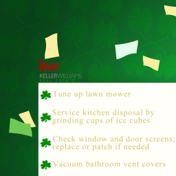 March Home Care Tips 1