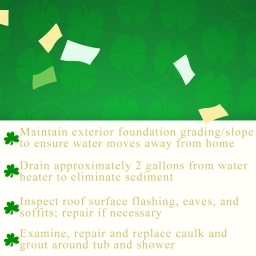March Home Care Tips 2