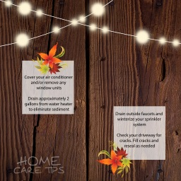 October Home Tips 2