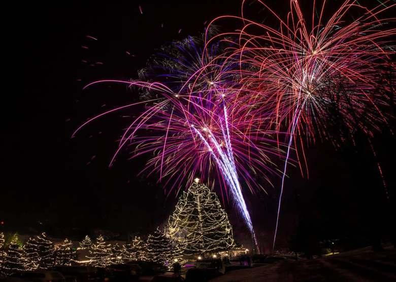 Stroudsmoor Tree Lighting Ceremony