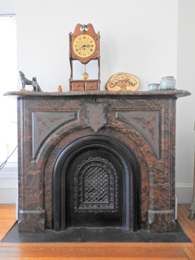 Antque Fireplace (2)